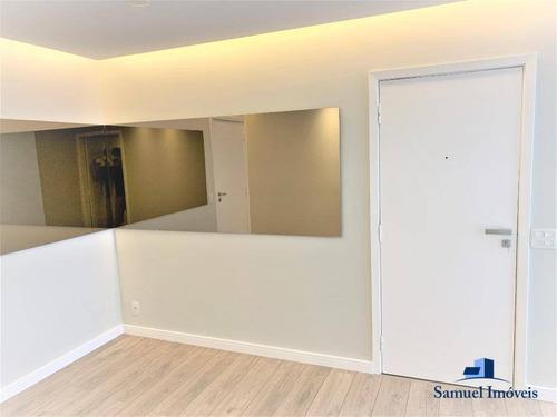 Apartamento Com 3 Dormitórios À Venda, 87 M² Por R$ 1.180.000,00 - Vila Nova Conceição - São Paulo/sp - Ap3993