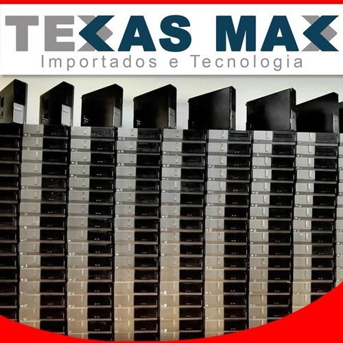 Lote 2 Maquinas I3 Dell C/ 4 Gb De Ram, 250 De Hd