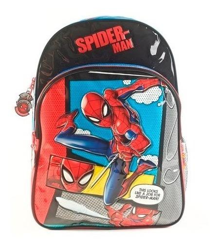 Mochila Spiderman 16 Pulgadas - Wabro