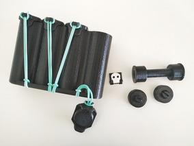 Kit Case 4 Filmes 120mm-adaptador 35 A 120mm-hotshoe Cover