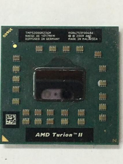Processador Amd Turion Ii Tmp520sgr23gm Para Sony Pcg-61611x
