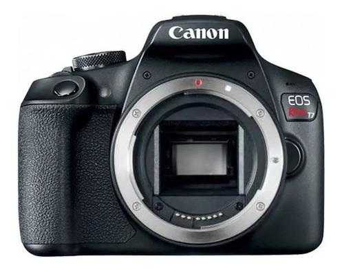 Câmera Canon Dslr Eos Rebel T7 Plus- Corpo - Nota