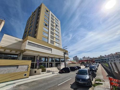 Imagem 1 de 15 de Excelente Sala Comercial Em  Capoeiras - Florianópolis/sc - Sa0788