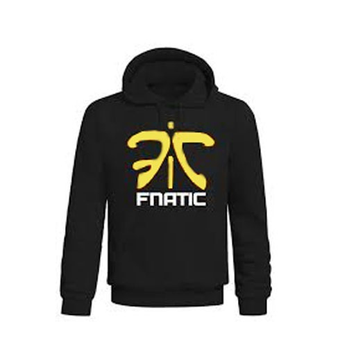 Buzo Fnatic League Of Legends - Frisa Calidad - Talle Xxl
