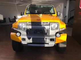 Troller T4 2018 Amarelo 0km