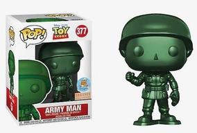 Funko Pop! Toy Story Metallic Army Man