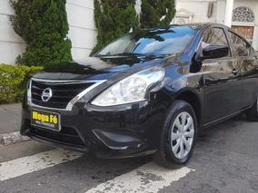 Nissan Versa 1.0 Flex Único Dono Completo 2016