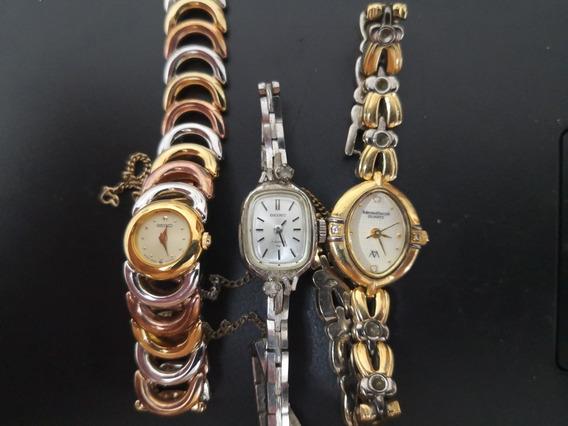 Relógios Antigos Seiko E Valentino Moradei
