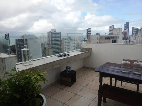 Apartamento Cobertura Horizontal 3 Quartos Suites 210m2 No Jardim Apipema Para Alugar - Lit653 - 34976140