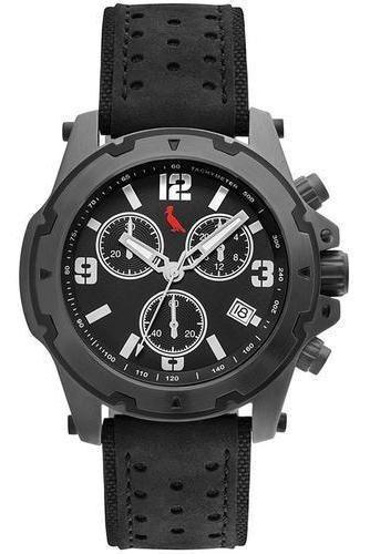 Relógio Masculino Reserva Premium Multifunção Preto Rejp25aa