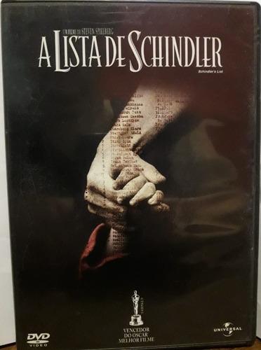 Imagem 1 de 5 de Dvd - A Lista De Schindler Duplo - Steven Spielberg