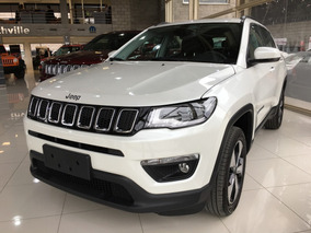 Jeep Compass Nueva Linea 2017 0 Km 4x4 140 Cv Automática