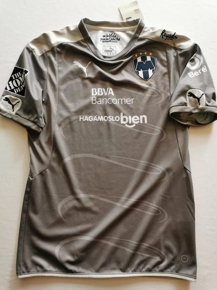 Jersey Camiseta Rayados De Monterrey Portero Mediana Orozco