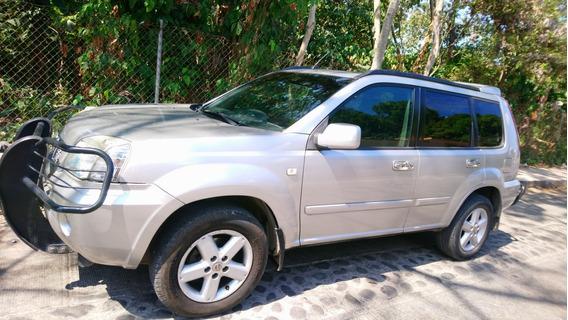 Nissan X-trail 2.5 Le Comfort Cvt Mt 2007