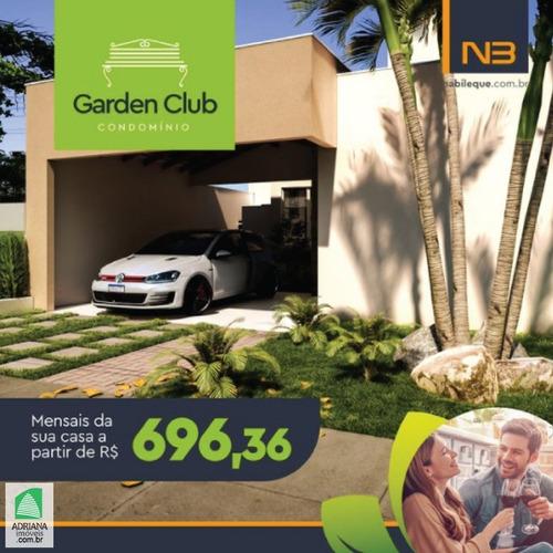 Pre Lançamento Casas Condomínio Fechado Gradem Club - 5782