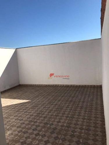 Casa Residencial À Venda, Jardim Sol Nascente Ii, Piracicaba. - Ca0467