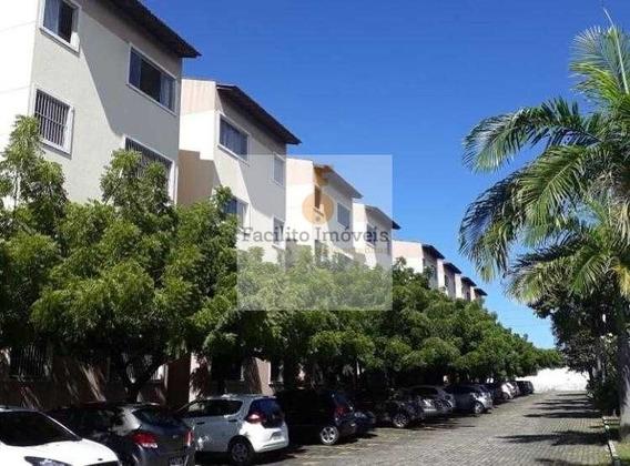 Apartamento Para Vender, Itaperi, Fortaleza, Ce - 8681