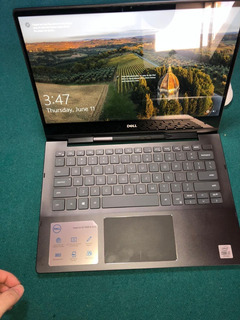 Dell Inspiron 13 7000 2in1 4k Uhd Touch I7 16gb 512ssd+32opt