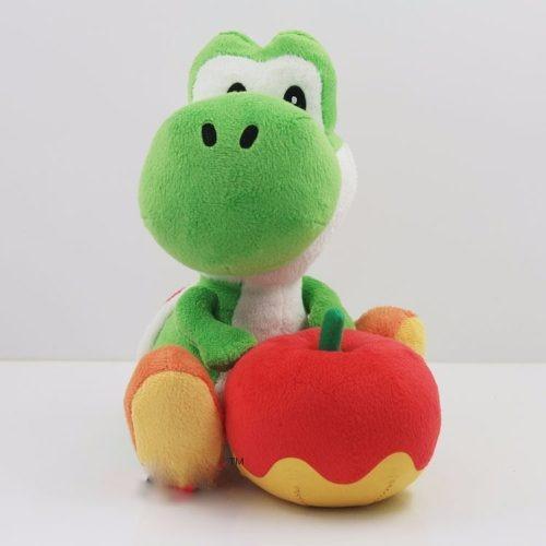 Pelúcia Yoshi 18cm - Super Mário - Pronta Entrega