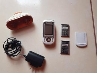 Celular Sony Ericsson W600 (para Checar)
