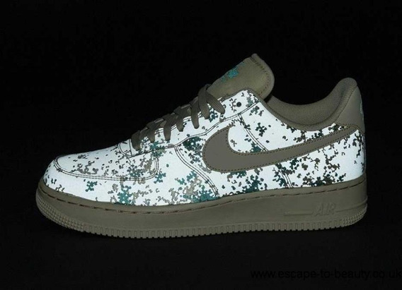 Nike Air Force 1 07 Lv8 Camo Reflective Limited