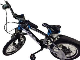 Bicicleta Infantil Niño Niña Rin # 16 Pulg Junior 4 A 8 Años