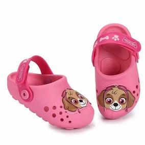f3c5980617 Sandália Infantil Baby Patrulha Canina Rosa Grendene Kids - Sapatos ...