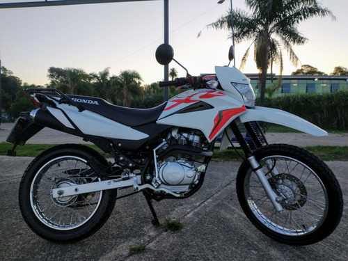 Honda Xr 150.