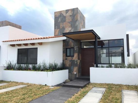 Casa Una Planta 2 Rec. 2 Baños, Privada, Sjr Campestre San J