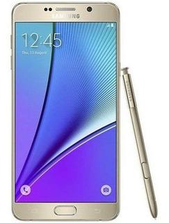 Celular Samsung Galaxy Note 5 Celular Usado Seminovo Mt Bom