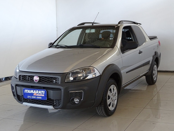 Fiat Strada 1.4 8v Cd Working (0011)