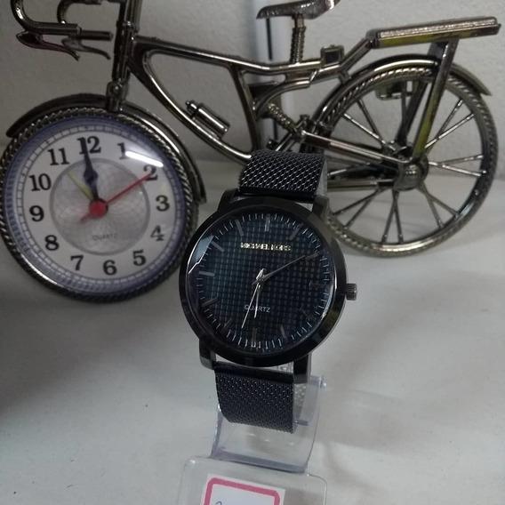 Relógio De Pulso Feminino Ponteiros