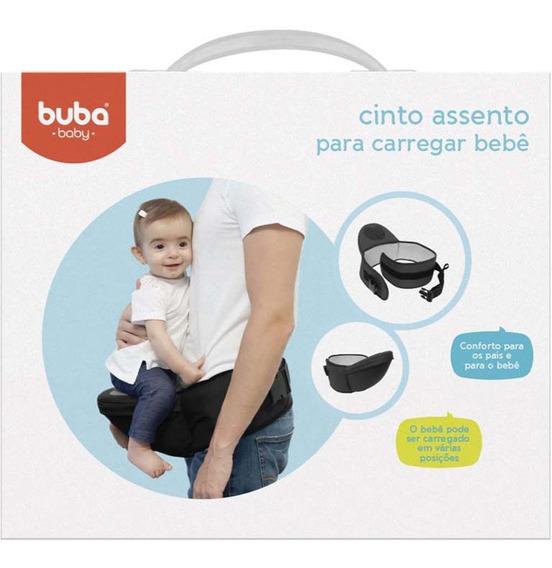 Cinto Assento Confortável Para Carregar Bebê Passeio Buba