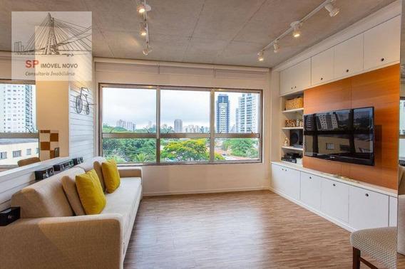 Apartamento À Venda, 70 M² Por R$ 830.000,00 - Chácara Santo Antônio - São Paulo/sp - Ap13918