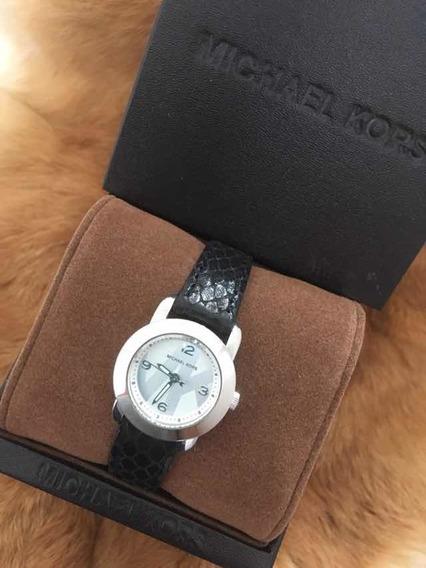 Relógio Michael Kors Mk2280 Novo Original Importado Couro