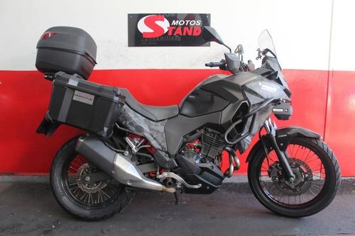 Kawasaki Versys 300 X Tourer Abs 2020 Preta Preto