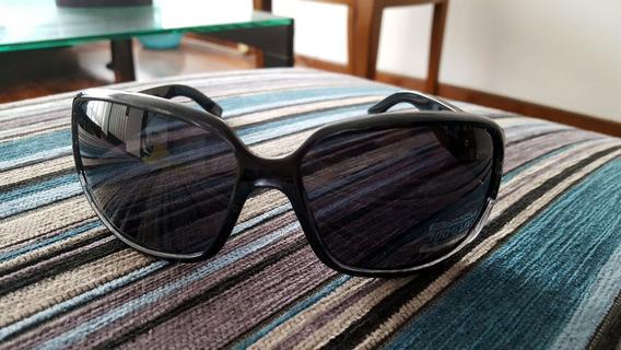 Lentes Gafas Grandes Dama Mujer Negro 100% Uv Stock