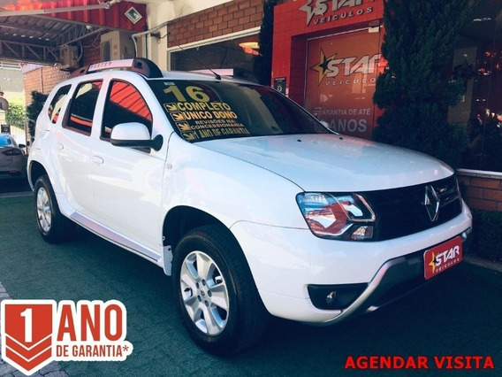 Duster 1.6 Dynamique 2016 Starveiculos