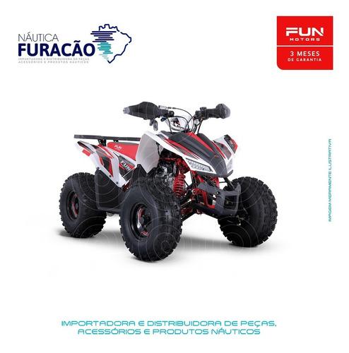 Atv Fun Motors Alphacross 125