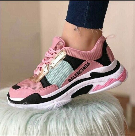Tenis Balenciaga Zapatos Deportivos Mujer Calzado Dama Tenis