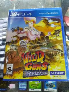 Wild Guns Reloaded Ps4 Nuevo Oferta Garantizado