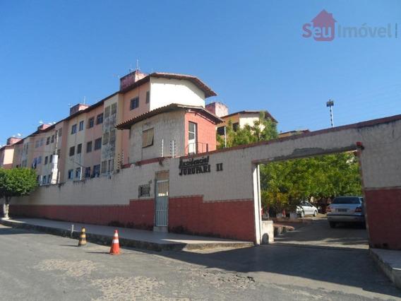 Apartamento Residencial À Venda, Parque Guadalajara (jurema), Caucaia. - Ap0989
