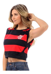 Cropped Flamengo Little