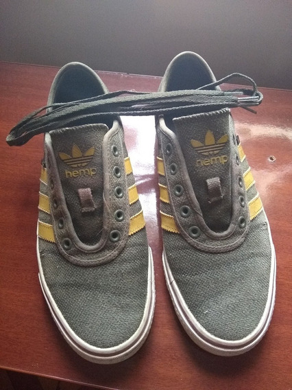Tênis adidas Hemp - Tamanho 40 - Usado (conservado)