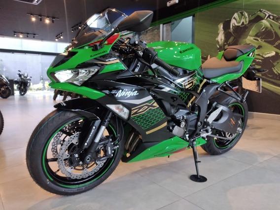 Kawasaki Ninja Zx6 636 2020 Pronta Entrega!