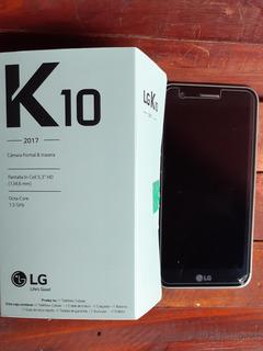 Celular LG K10 2017 Semi Nuevo