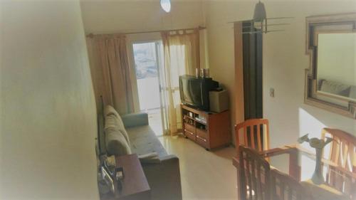 Imagem 1 de 9 de Apartamento Com 2 Dormitórios À Venda, 58 M² - Vila Valparaíso - Santo André/sp - Ap65524
