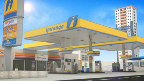 Imagem 1 de 1 de Posto De Combustível - Baixo Investimento
