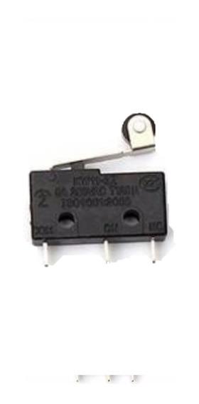 10 Peças Chave Micro Switch Fim De Curso Kw11-3z 5a Roldana