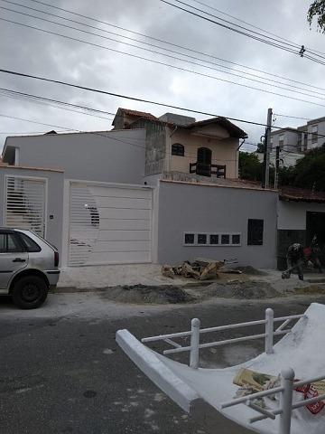 Casa Para Venda, 2 Dormitórios, Vila Suissa - Mogi Das Cruzes - 2970